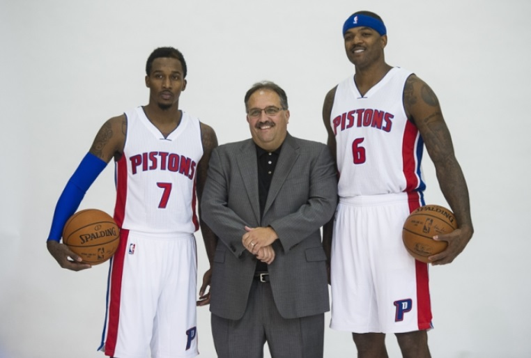 Van Gundy could trade Smith and/or Jennings.