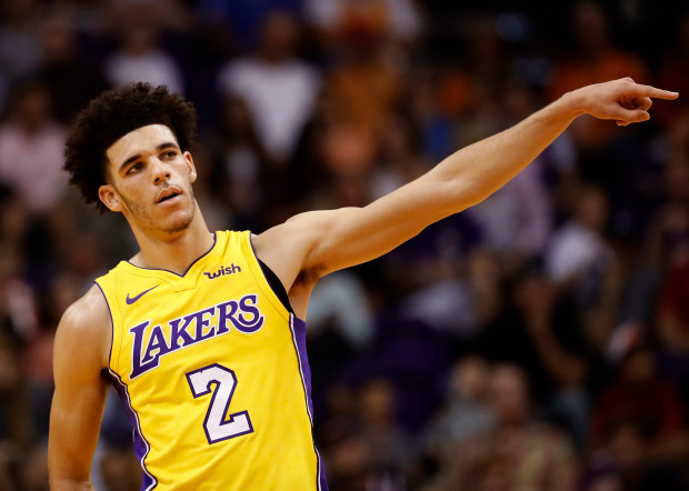 3b9a8903c There have been mixed reviews on the Lonzo Ball experiment thus far in  Tinseltown