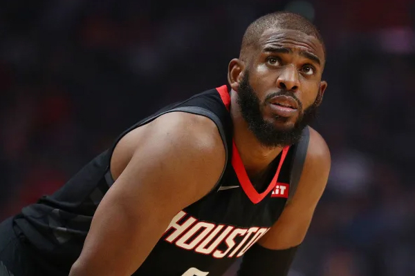 0ae437516913 Houston Rockets point guard Chris Paul has been fined  35