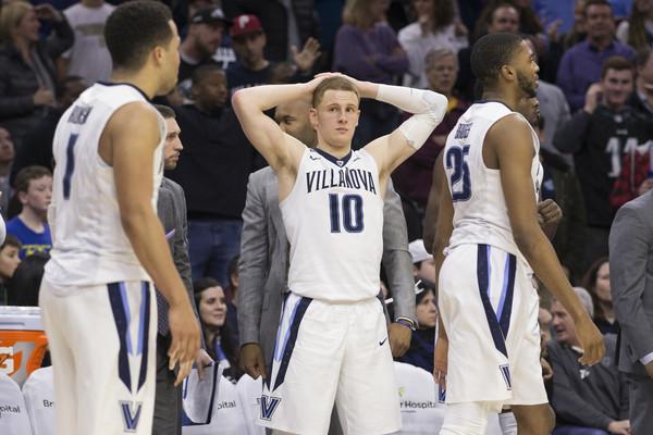 a0487fce376 After Villanova's NCAA Title, Some NBA Execs Think Donte DiVincenzo ...