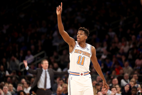 1e39c818492 NBA Scout Believes Frank Ntilikina Will Be 'Damn Good PG' Despite Lack of  Opportunity with Knicks dfavale from The HoopDoctors.com