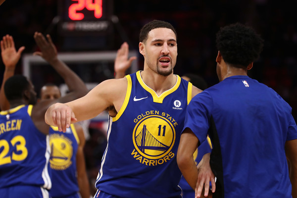 db59d63aae17 Klay Thompson s Father Doesn t See His Son Leaving Warriors in Free Agency  dfavale from The HoopDoctors.com