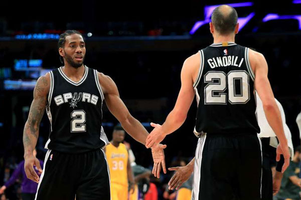 d52e265a08d Manu Ginobili has a message for anyone who's confused and surprised that Kawhi  Leonard missed the San Antonio Spurs' first 27 games. That message? Me too.