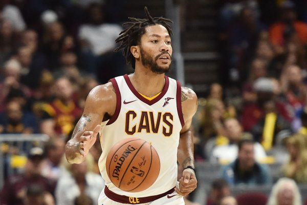 1c8aab4c64d Derrick Rose s career has seemingly been in peril for years now after his  hall of fame caliber first few seasons as he has dealt with a slew of  injuries and ...