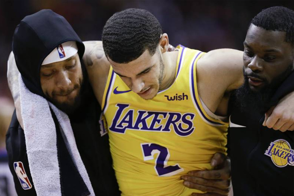 Lakers guard Lonzo Ball is expected to miss four to six weeks after an MRI  revealed he suffered a Grade 3 left ankle sprain. Ball sustained the injury  in ... 832630e81