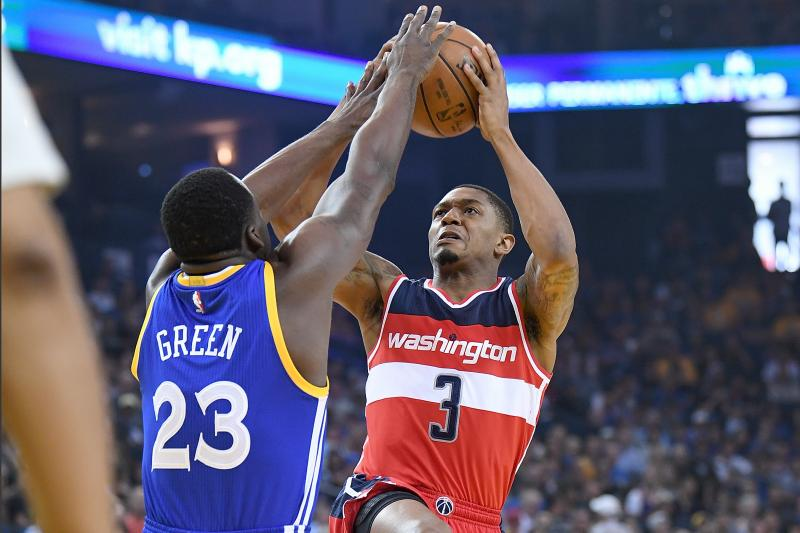 6e98bc0d09d Paul Pierce believes the Eastern Conference has a new top dog at shooting  guard  Bradley Beal. During an appearance on the Wizards Tipoff podcast