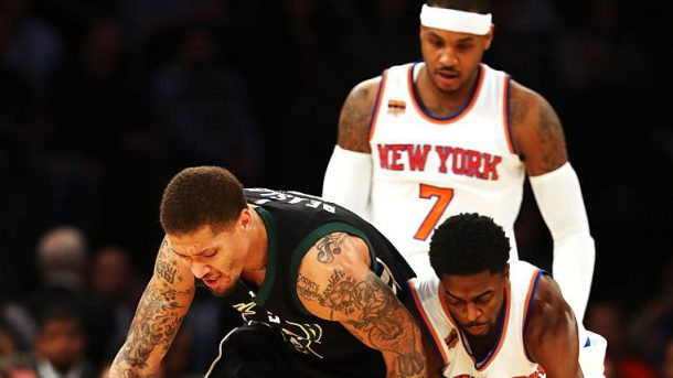 3f168813b ... manager David Kahn thinks the New York Knicks may already have Carmelo  Anthony s replacement on the roster. Or something. And it s Michael Beasley.