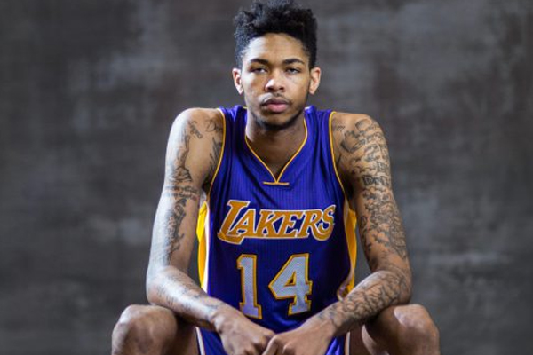 The Lakers have officially added two new players to the roster. Brandon  Ingram 63a28c957
