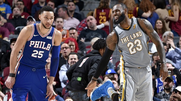 fea9320600d It has become very apparent over the last few months that the Philadelphia  76ers are the team of the future in the eastern conference and maybe the NBA  with ...