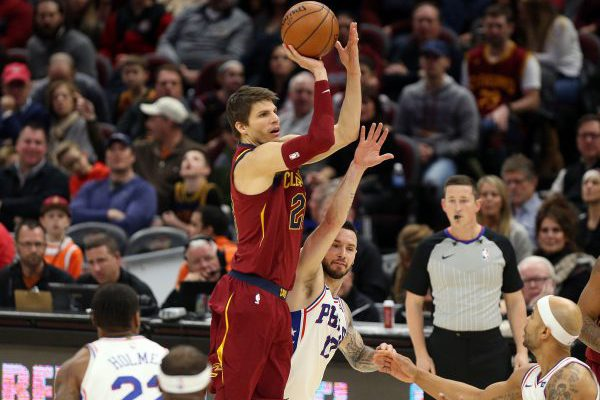 f46b925cc2d8 Kyle Korver may not be a member of the Cleveland Cavaliers much longer. As  the team scrambles to figure out a longer-term solution to fill the  head-coach ...