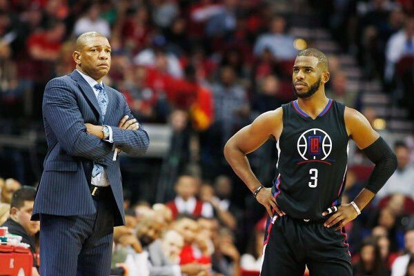 151dbfb97b46 Doc Rivers on Clippers Trading Chris Paul   He Left Because He ...
