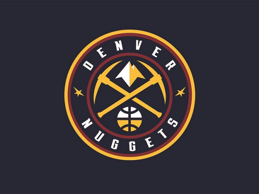 3f8ac5c14002 The Nuggets have undergone another re-branding and unveiled a new logo and  uniforms on Wednesday night.