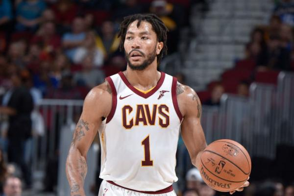 da94e0b61a4 Derrick Rose Already Feels More Comfortable with Cleveland Cavaliers ...