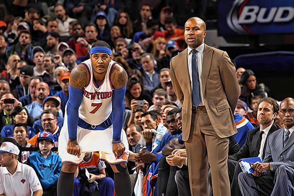 Derek Fisher  Knicks Players Feel Like New York is  Building ... d442d76ce