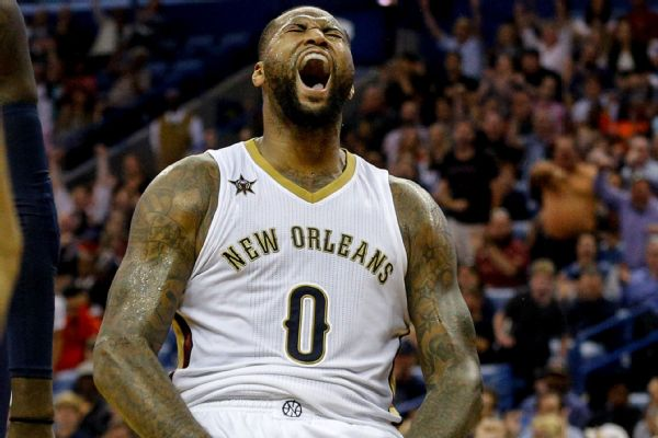 DeMarcus Cousins Doesn t Resent Pelicans for Acquiring Him Before He ... a3a5f2b9e