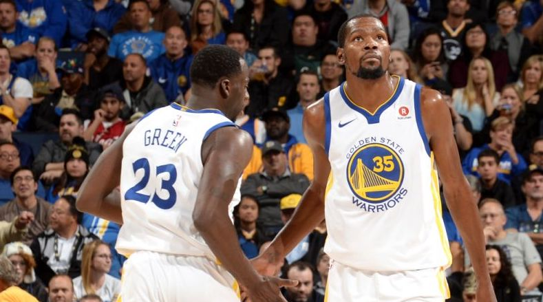 f5496f2c6d72 Video  Draymond Green Explains How He Recruited Durant