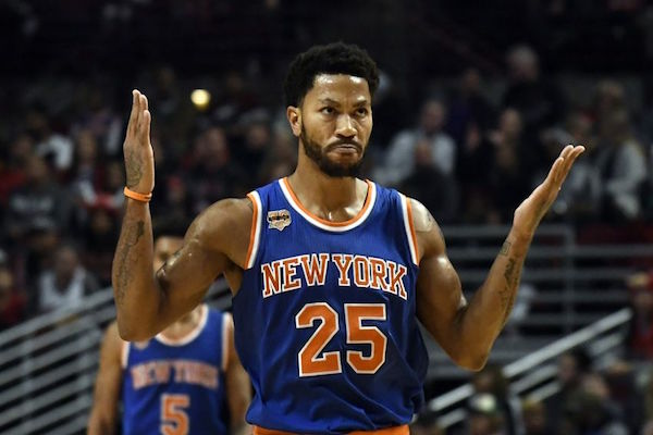 740126d690f Some NBA Execs Think Bulls Can Trade Derrick Rose For Valuable ...