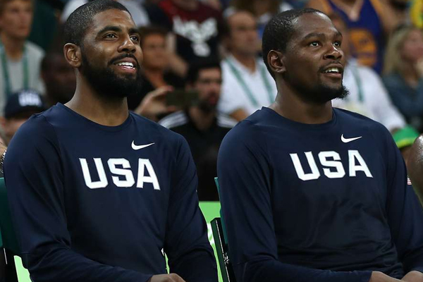 Nets Clear Cap Space, Are 'Serious Contender' To Sign Kyrie