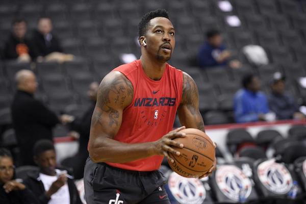 208cfd406ae ... along with a locker room forever on the verge of making the tabloids,  the Washington Wizards have a problem. Dwight Howard knows it.