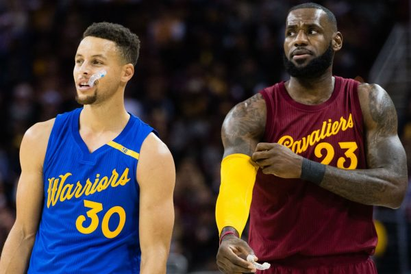 d883322c10ee Stephen Curry is ready to face LeBron James four times during the regular  season instead of two. From the Associated Press (via NBA.com)  After four  ...