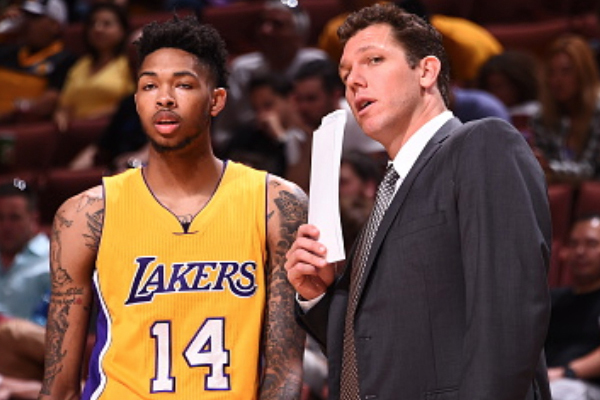 7085e30b0613 NBA Scout Calls Los Angeles Lakers Rookie Brandon Ingram  Matchup ...