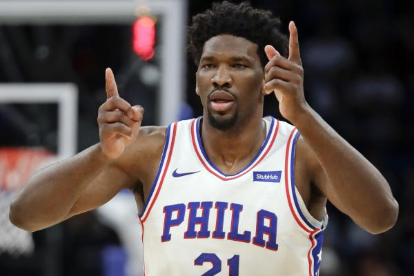 acea91d55 Joel Embiid really wants to rejoin the Philadelphia 76ers  rotation. We  always knew that