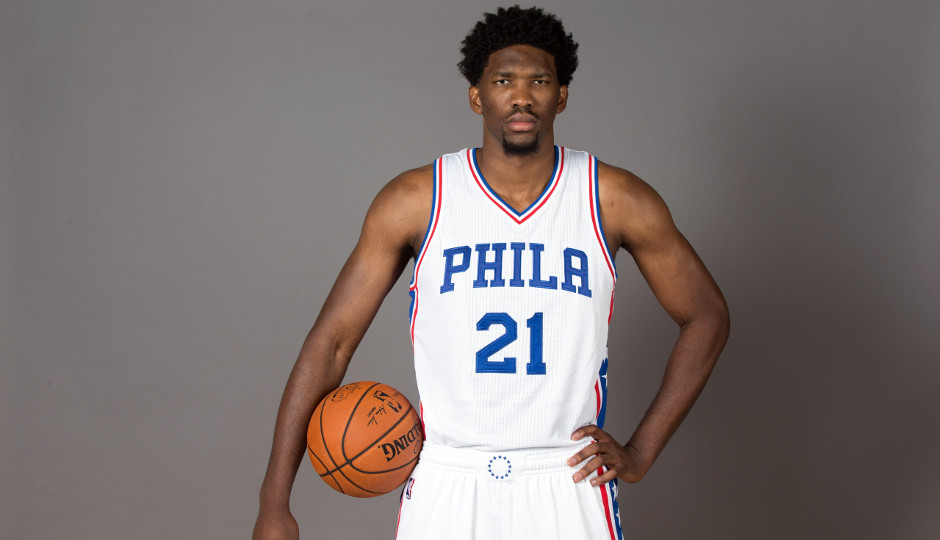 f18bbbfc2 We were treated to some positive Joel Embiid news on Thursday  Though the  big man hadn t been cleared for full-court 5-on-5 drills