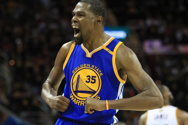 22dd1f30289 More and more people see a scenario in which Kevin Durant could leave the Golden  State Warriors during free agency this summer. Owner Joe Lacob isn t one of  ...