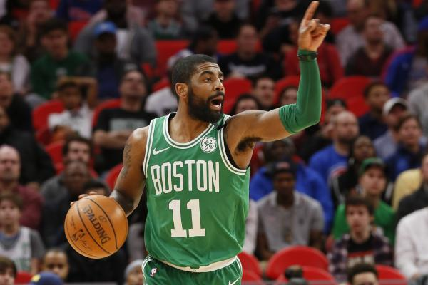 d0cebdde267e The NBA news cycle never takes any days off. Not even during the Oscars.  And not even when the subject matter is more than a half-year old. Enter  Kyrie ...