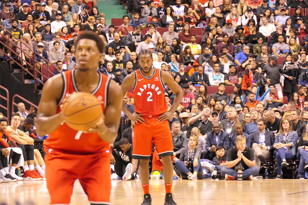 d9865e615d6 The Toronto Raptors are not entering the regular season committed to a  specific rotation or even starting five. They're going to change things on  a ...