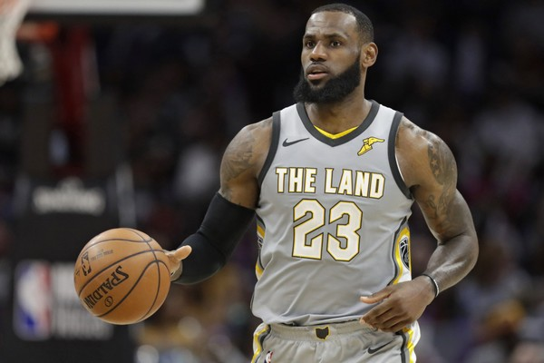 9dd3c4ec47e2 LeBron James on If Cleveland Cavaliers Are Headed in the Right ...