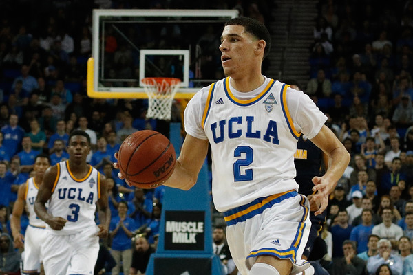 72aab226459a34 Los Angeles Lakers May Not Draft Lonzo Ball Unless He  Blows the ...