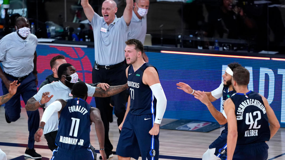 c90f7dbb8 Luka Doncic has the basketball world buzzing thanks to his Euroleague  exploits for the Slovenian national team—momentum that could
