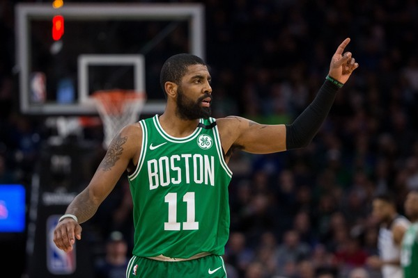 d1bf510ab2a3 Kyrie Irving on Situation with Boston Celtics   We re Pretty F-ing ...