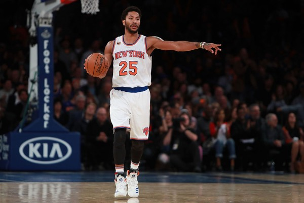 4e41634dbfd Derrick Rose will not be taking a discount to remain with the New York  Knicks or join another NBA team this summer. Or so he thinks.