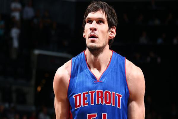 Detroit Pistons Reportedly Shopping Boban Marjanovic and Aron Baynes a6a0c13d5