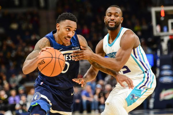 buy popular 6eb29 bd9ec That someone is Jeff Teague. The Timberwolves fell to the Memphis Grizzles  on Monday—yes, those Grizzlies.