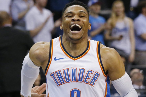 9868729c009f Thunder Aren t Worried About Russell Westbrook s Future in OKC After ...