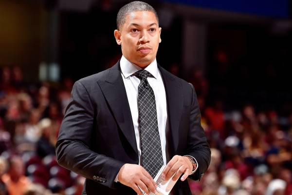 b554138674a Tyronn Lue did not lose the Cleveland Cavaliers  locker room before getting  fired. He lost general manager Koby Altman. Speaking for Watch Stadium