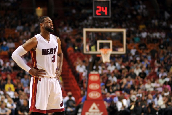 d36f50adfb3 At least one part of Dwyane Wade s future has been hammered out  If he  returns for a 16th NBA season