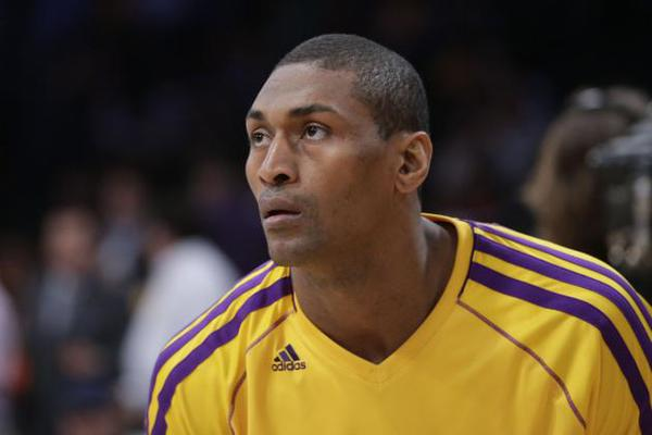 d64a7394c2b Metta World Peace is a confident man. Maybe too confident. Maybe  delusional. The 35-year-old hasn t played in the NBA since 2013-14