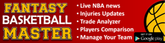 Get the Fantasy Basketball Master app on Google Play!